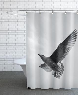 A seagull rideau de douche