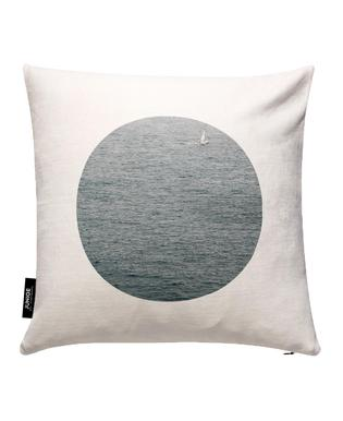 Lost sailor Cushion Cover