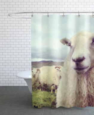 Sheep Shower Curtains