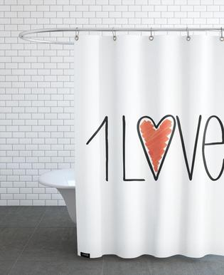 1Love Shower Curtain