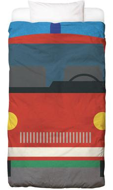 Fire Engine Kids' Bed Linen