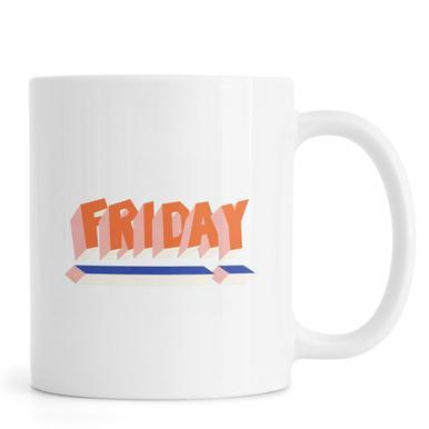 FRIDAY! Mug