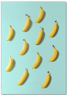 Banane Bloc-notes