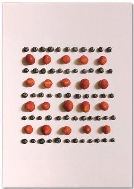 Frutti di bosco Notepad