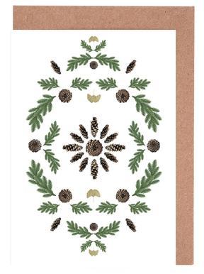 Winterland 02 Greeting Card Set