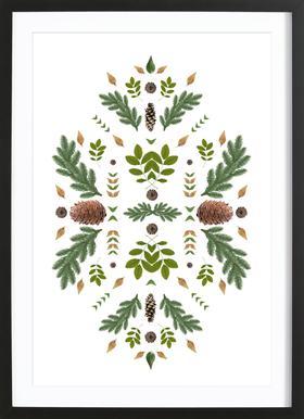 Winterland 04 Framed Print