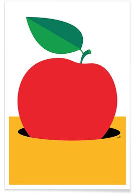 Apple 2 Poster