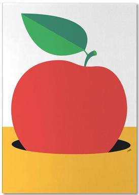 Apple 2 Notizblock