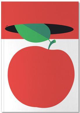 Apple 3 Notizbuch