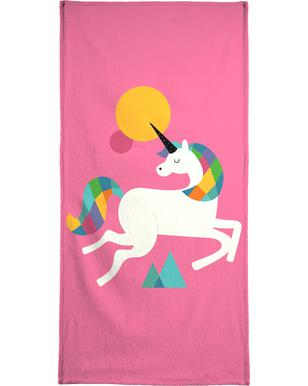 To Be A Unicorn handdoek
