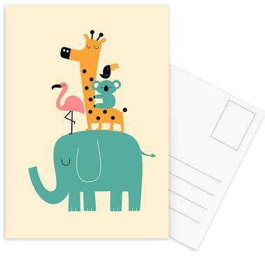 Moving On Set de cartes postales