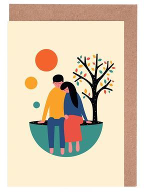 Always and Forever Set de cartes de vœux
