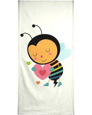 Bee Mine handdoek