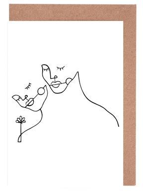 Lovers -Grußkarten-Set