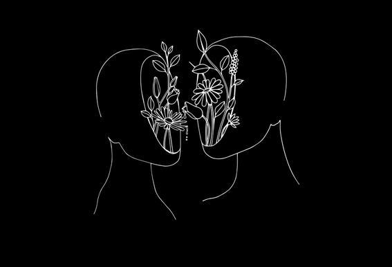 Sexual Healing -Acrylglasbild