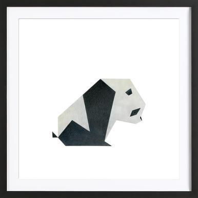 Buy Framed Panda Prints and Art Online | JUNIQE UK