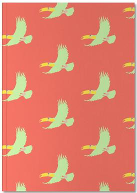 Soary Toucan Notebook