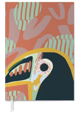 Tropical Toucan Personal Planner