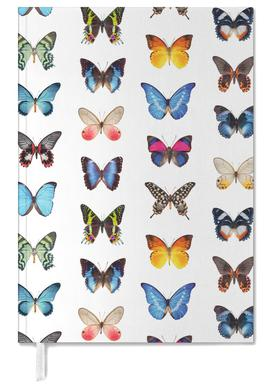 Colourful Butterflies Personal Planner