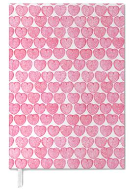 Pink Hearts Agenda