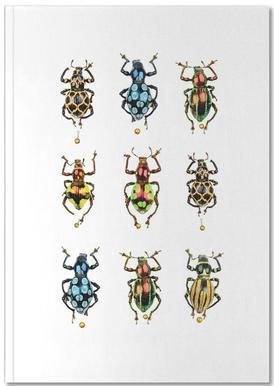Insect 4 Carnet de note