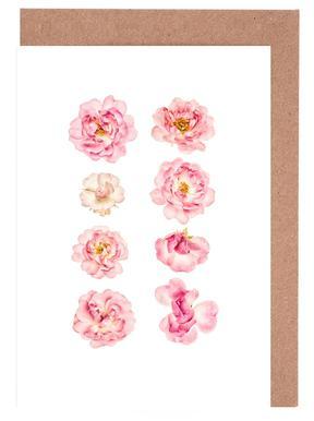 Roses 1 Greeting Card Set