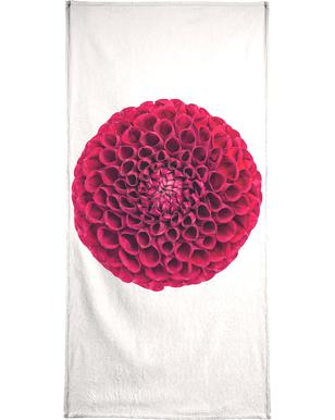 Flower 1 handdoek