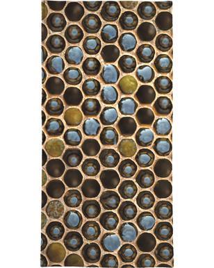 Bee Pattern serviette de bain