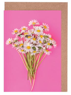 Bouquet of Daisies Grußkartenset