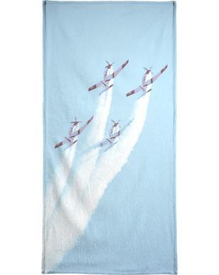 Vintage IAF I, 2018 Bath Towel