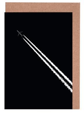 Black and White cartes de vœux