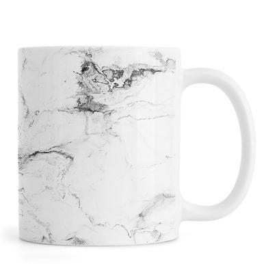 Marmor -Tasse