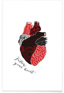 Follow Your Heart Affiche