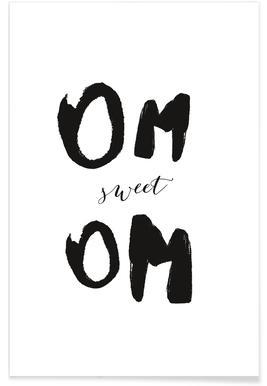 Om Sweet Om affiche