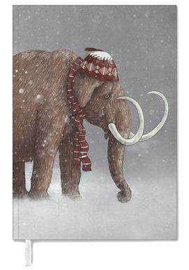 The ice age sucked Personal Planner