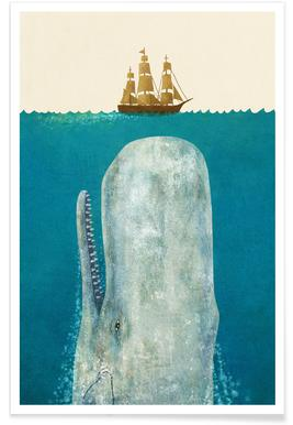 The Whale affiche