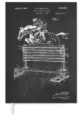 Horse Jump Personal Planner