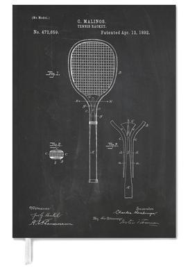 Tennis Racket agenda