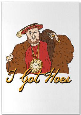 Henry V Notizbuch