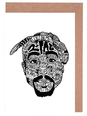 Tupac As Notebook By Nick Cocozza