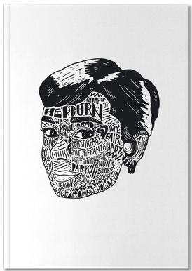 Audrey Notizbuch