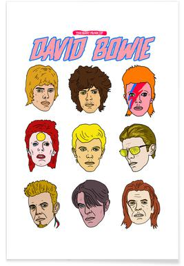 Bowie 2 -Poster