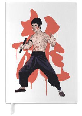 Bruce Lee Terminplaner