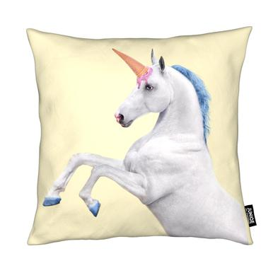 Ice Cream Unicorn Cushion