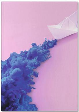 Paper Boat Notebook