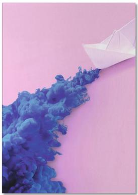 Paper Boat Notepad