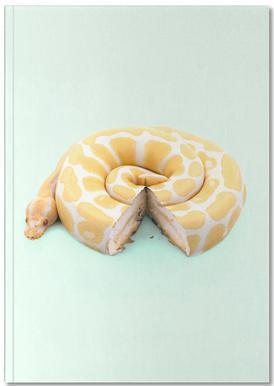 Snake Cake Notebook