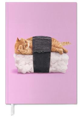 Sushi Cat Agenda