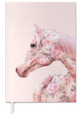 Floral Horse agenda