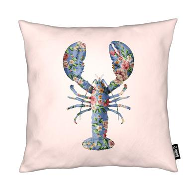 Floral Lobster Kussen